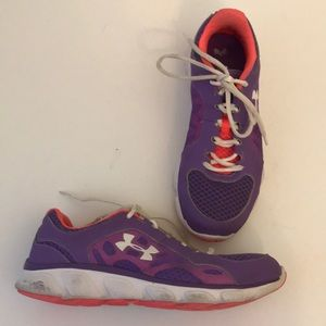 Women's Under Armour Micro G Running Shoe 9